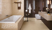 Novostavba koupelny