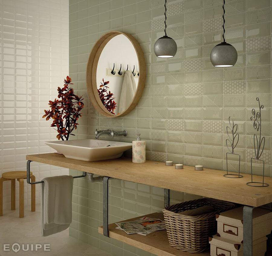 retro koupelny prost jov. Black Bedroom Furniture Sets. Home Design Ideas